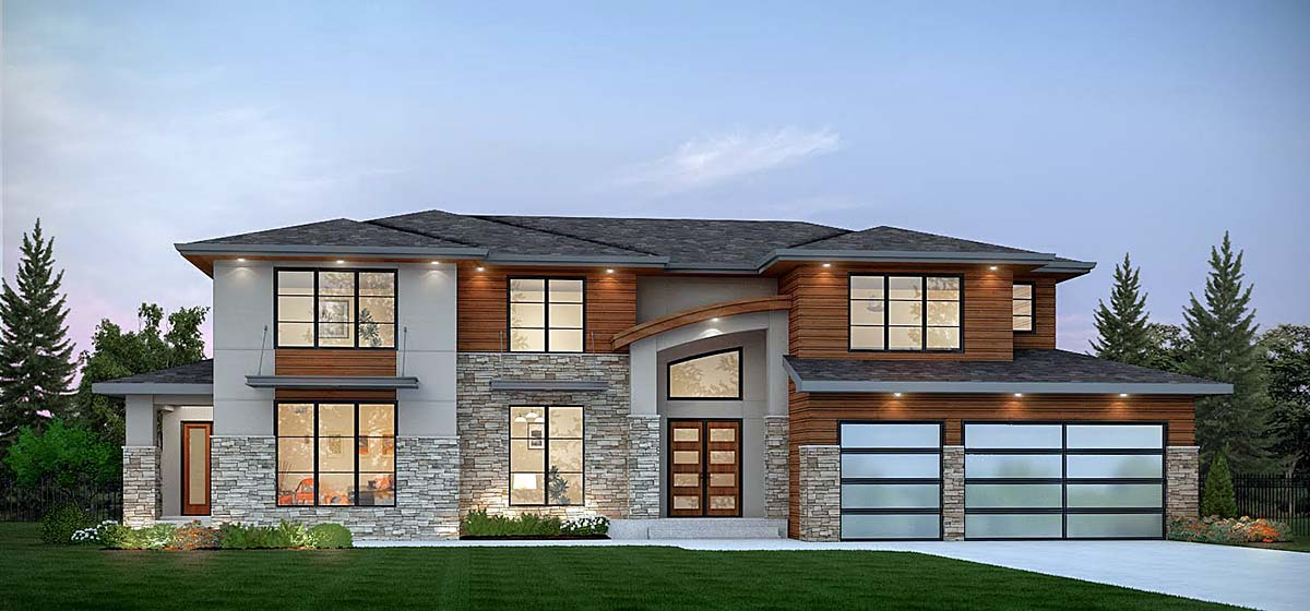 House Plan 81909