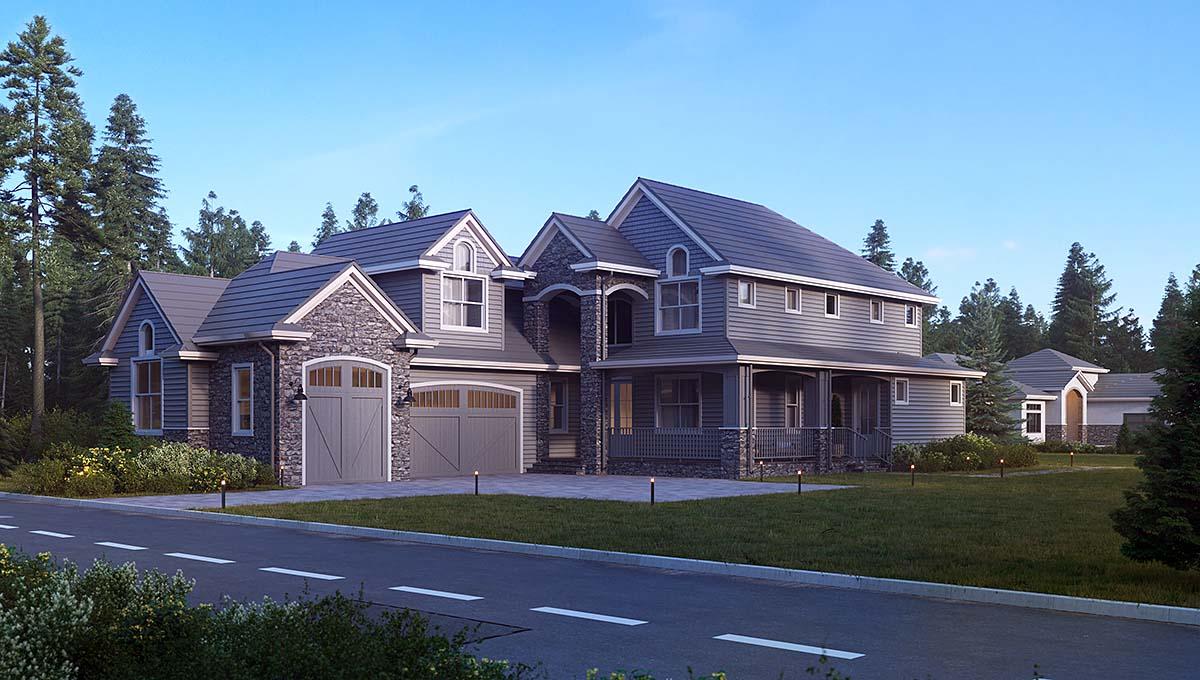 House Plan 81910