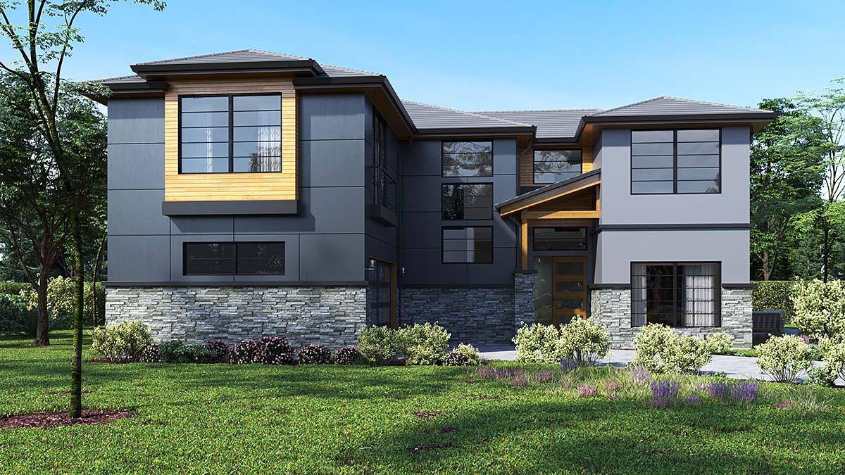 House Plan 81930