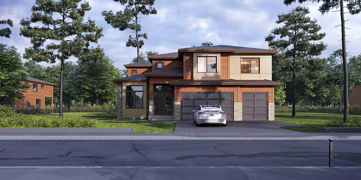 House Plan 81936