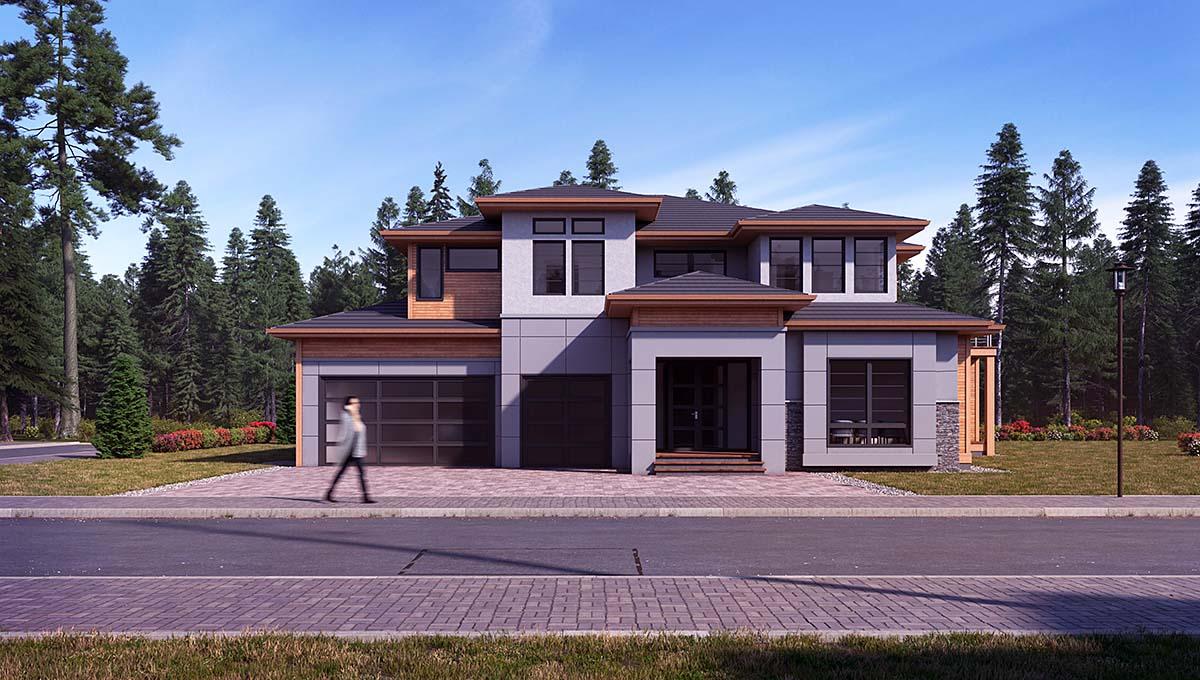 House Plan 81945