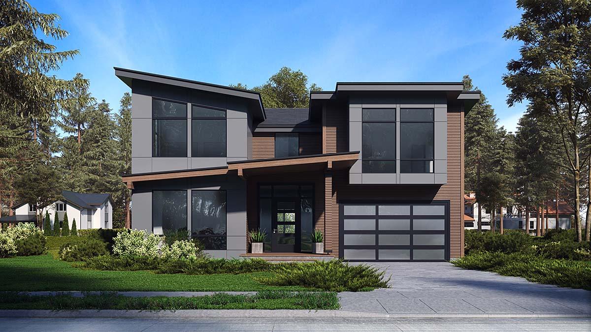 House Plan 81946