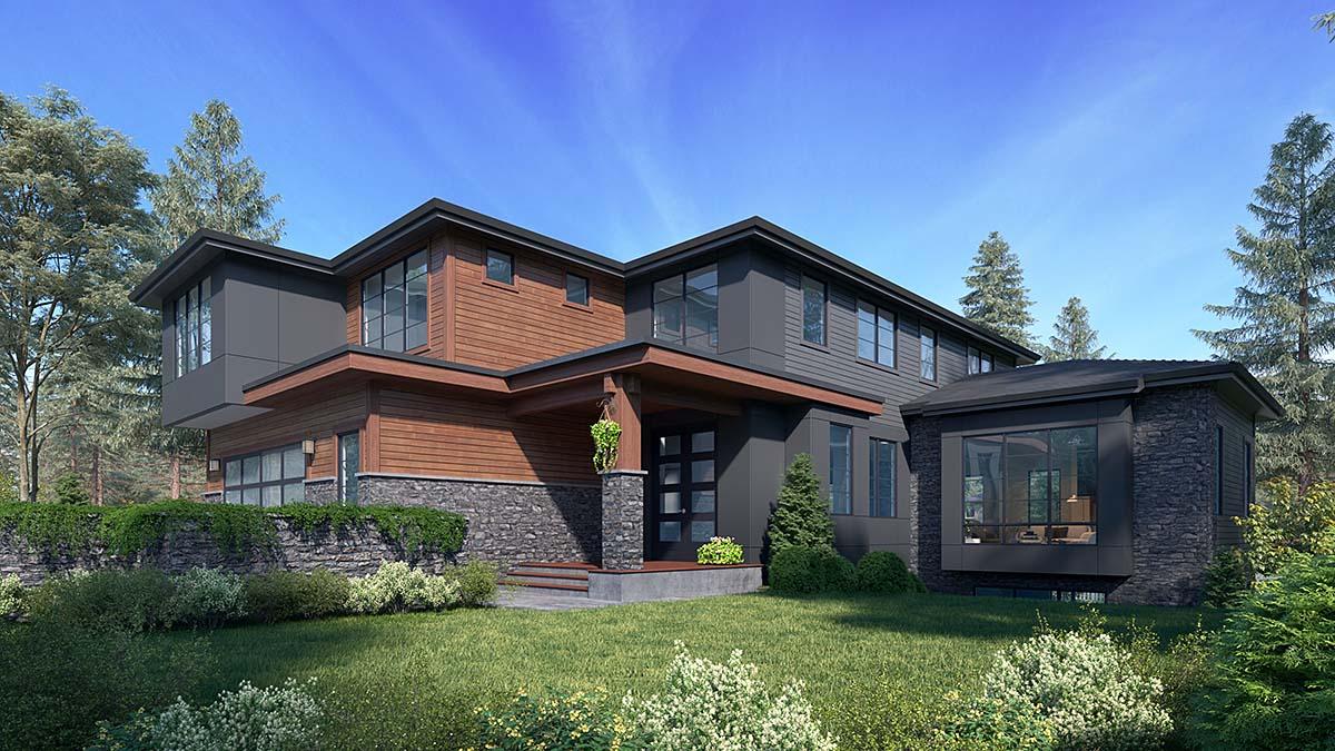 House Plan 81947