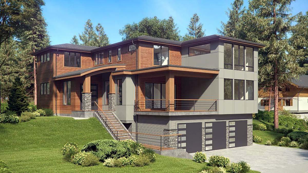 House Plan 81950