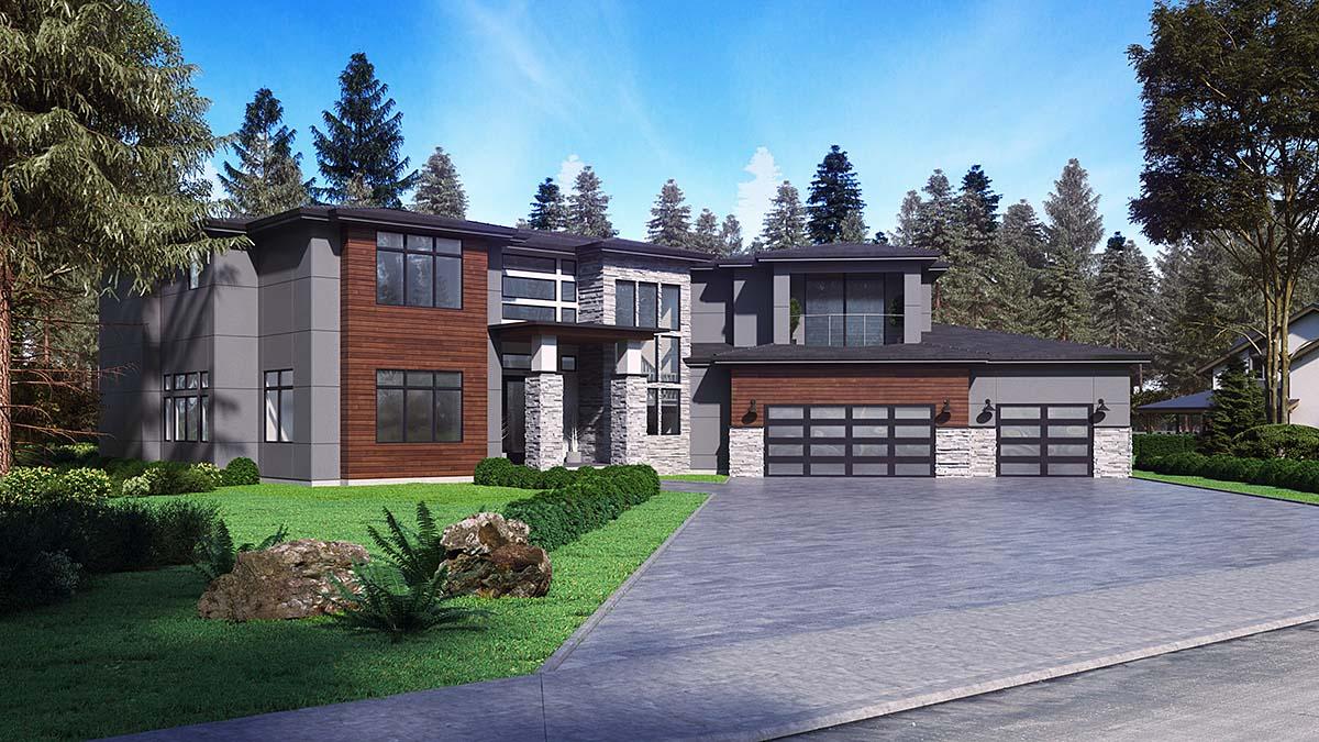 House Plan 81955