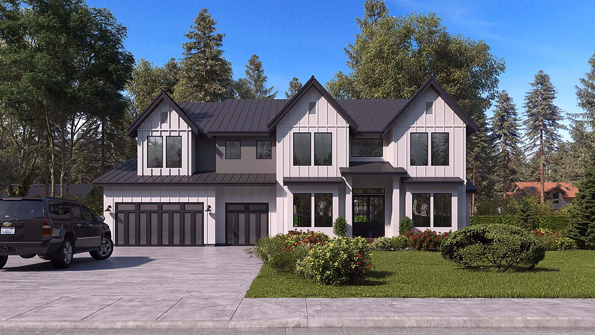House Plan 81956