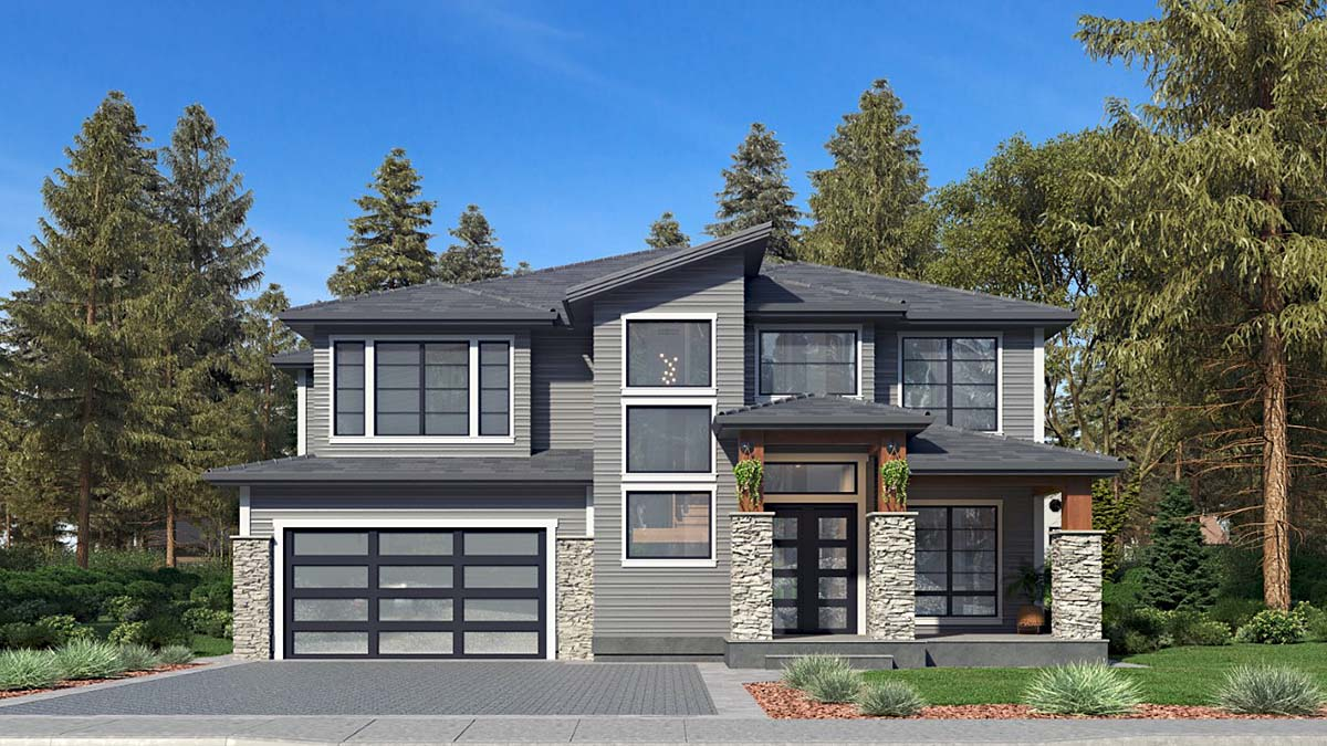 House Plan 81959