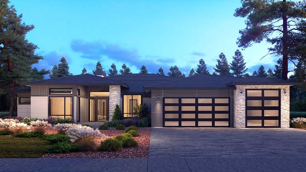House Plan 81988