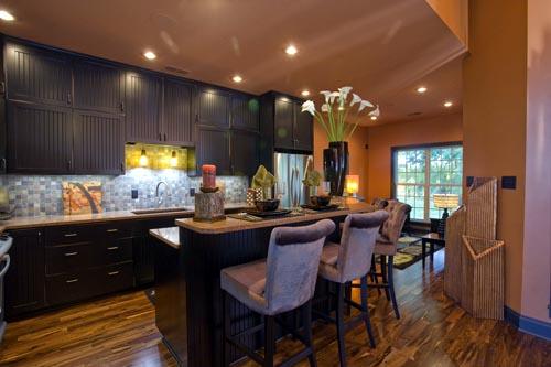 Craftsman, Italian, Mediterranean House Plan 82113 with 3 Beds, 2 Baths, 2 Car Garage Picture 4