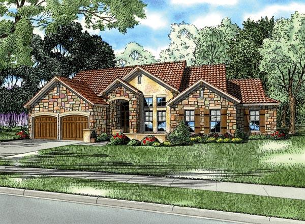 House Plan 82115