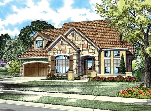 House Plan 82116
