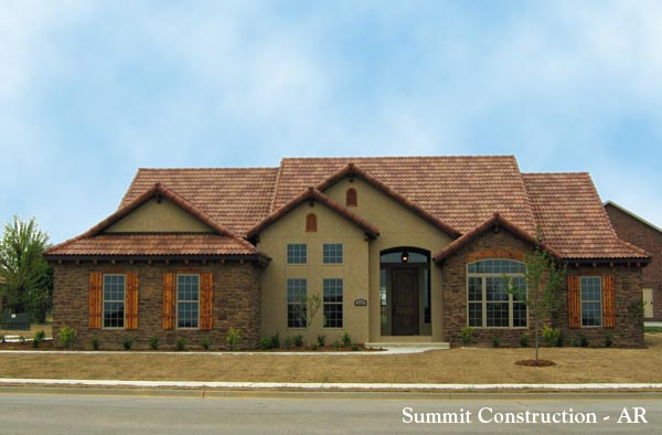 Mediterranean House Plan 82133 with 4 Beds, 3 Baths, 2 Car Garage Picture 11