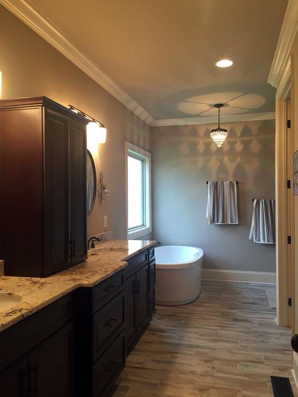 Craftsman, European House Plan 82162 with 3 Beds, 4 Baths, 3 Car Garage Picture 20