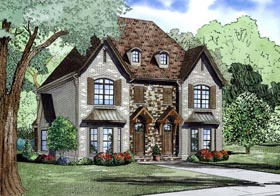 Plan Number 82174 - 3528 Square Feet