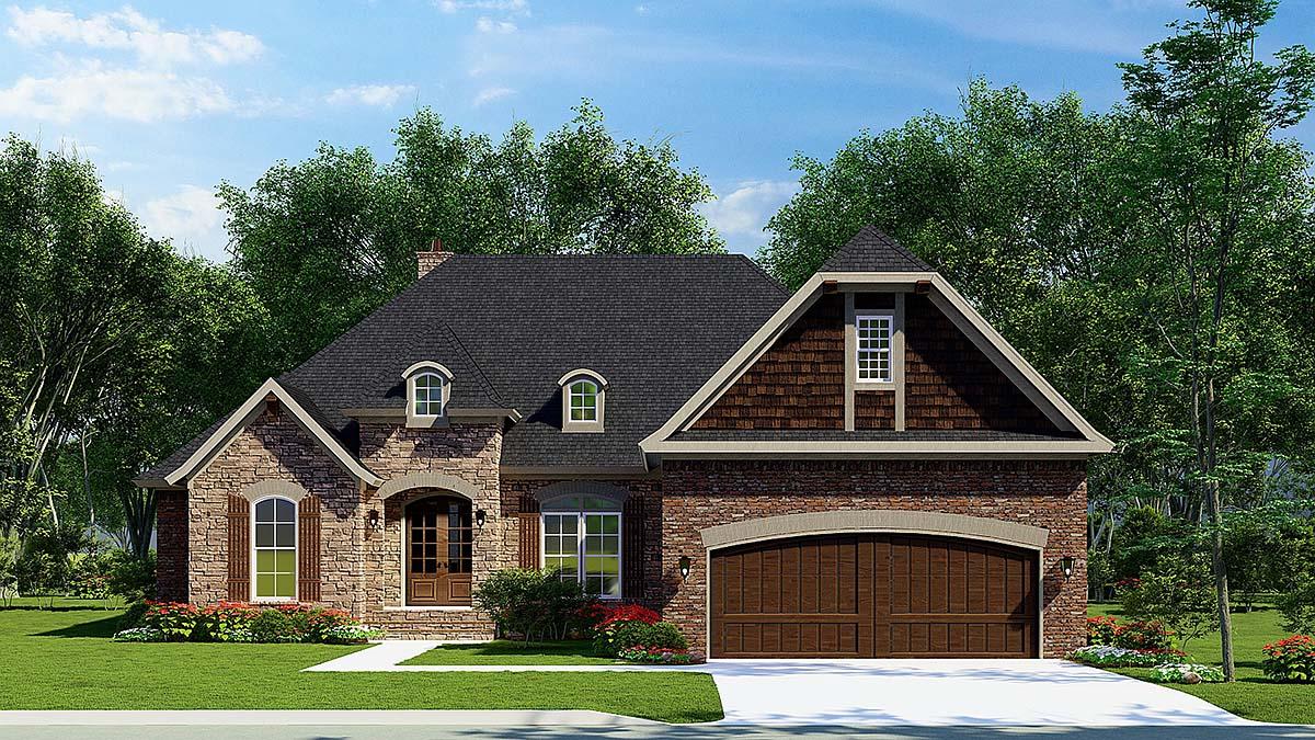 House Plan 82348