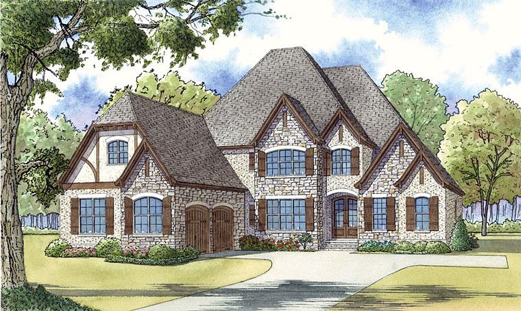 House Plan 82445