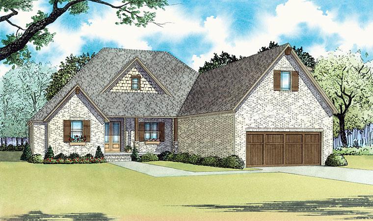 House Plan 82446