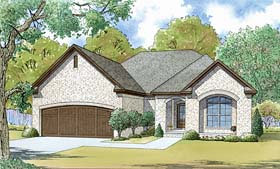 Plan Number 82461 - 1417 Square Feet