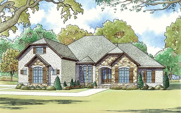 House Plan 82463
