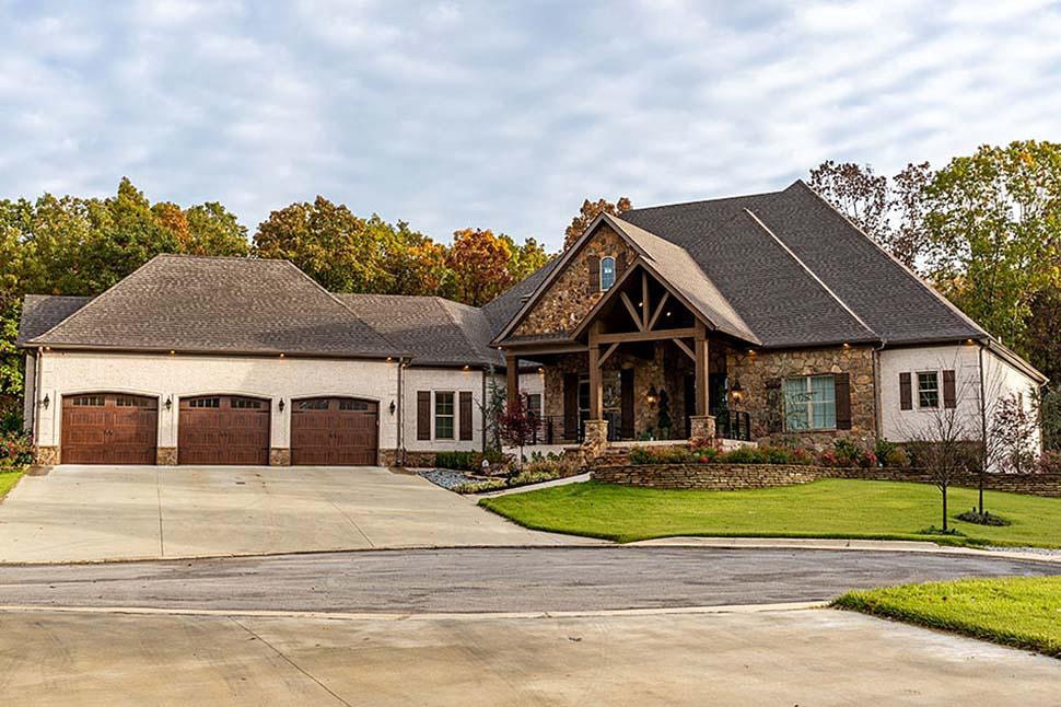 House Plan 82511