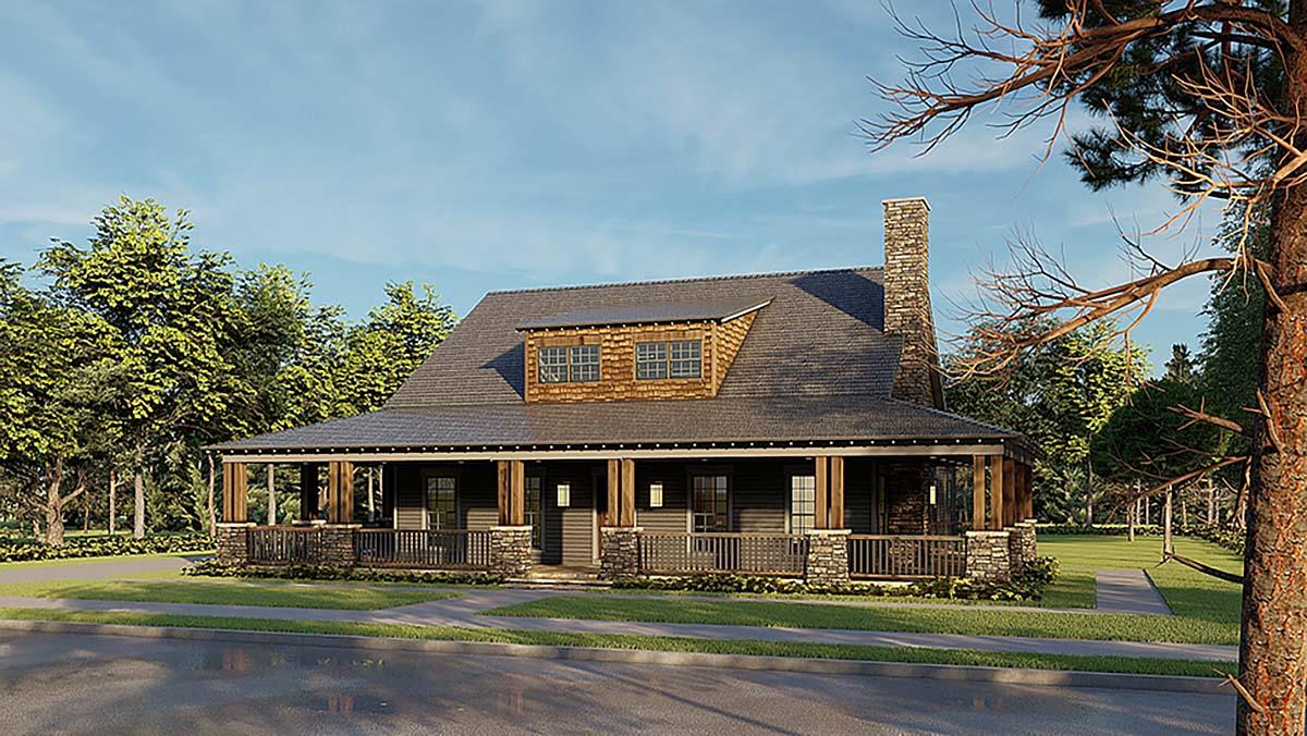 House Plan 82578