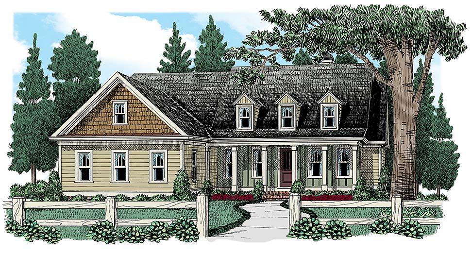House Plan 83007