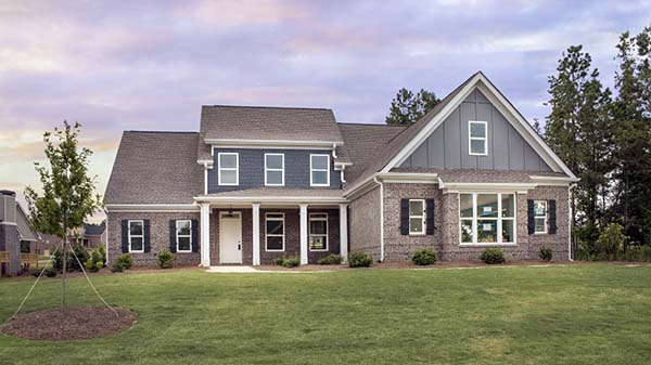 Country, European, Farmhouse, Victorian House Plan 83024 with 4 Beds, 4 Baths, 2 Car Garage Picture 1