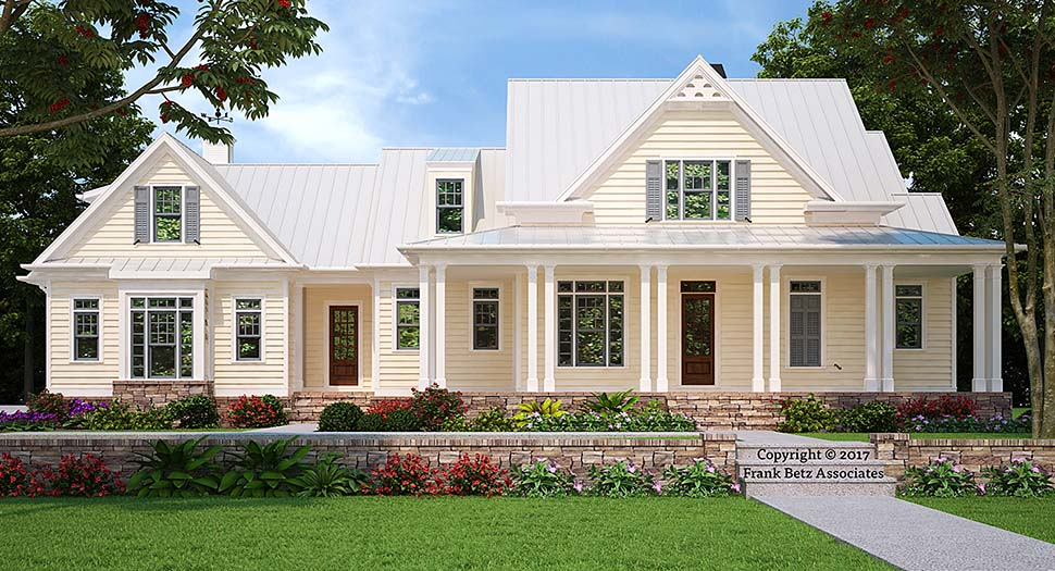 House Plan 83038