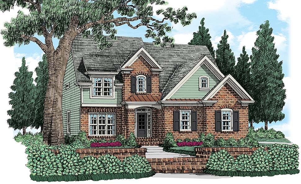 House Plan 83043