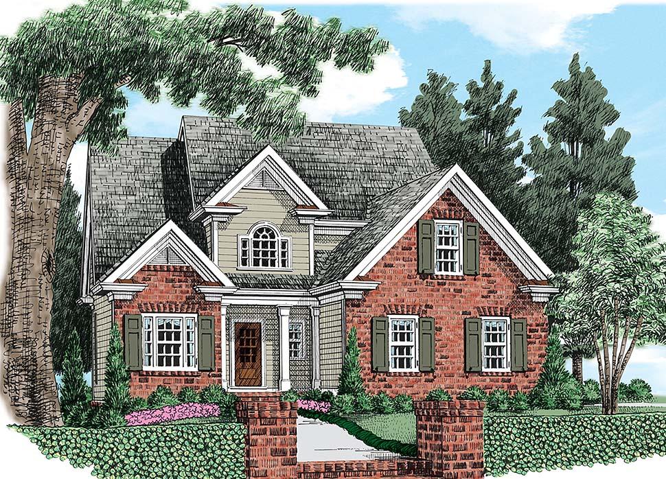 House Plan 83046