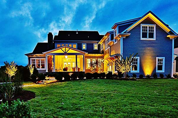 Craftsman House Plan 83074 with 4 Beds, 6 Baths, 3 Car Garage Picture 2