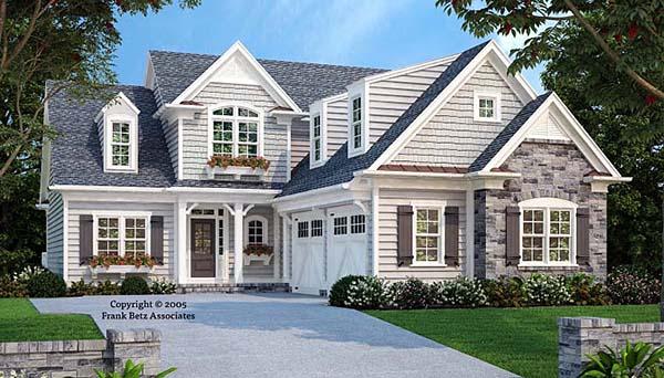 House Plan 83092