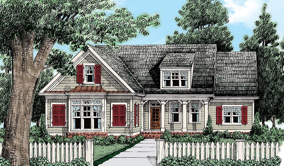 House Plan 83095