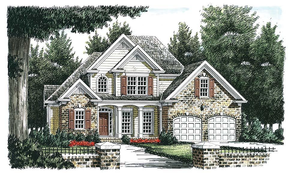 House Plan 83102