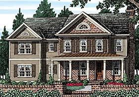Plan Number 83113 - 2343 Square Feet