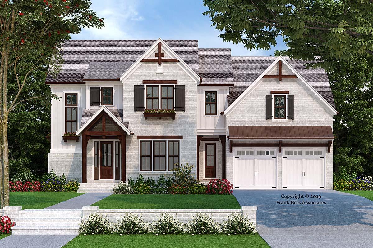 House Plan 83118
