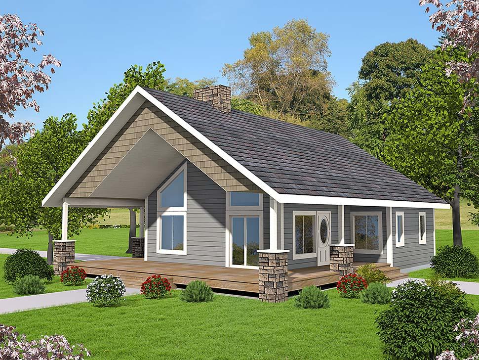 House Plan 85129