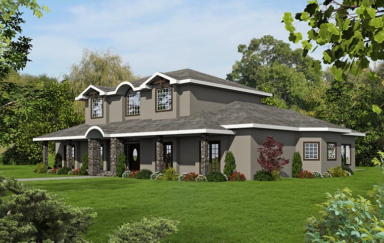 House Plan 85220