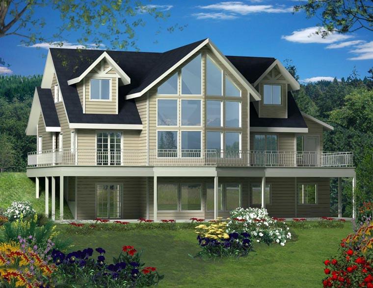 House Plan 85364