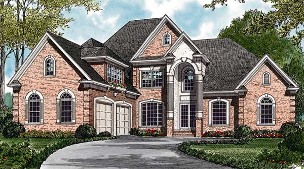 House Plan 85425