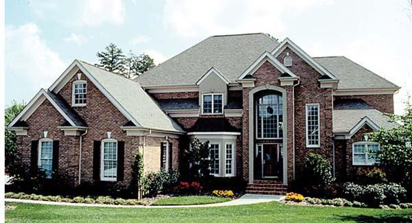 House Plan 85441