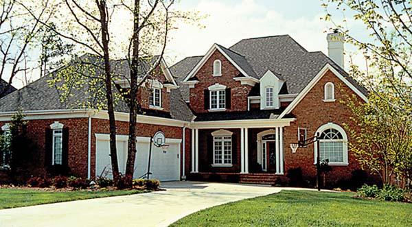 House Plan 85567