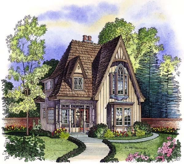 House Plan 86000