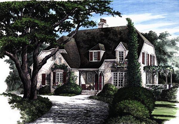 House Plan 86132