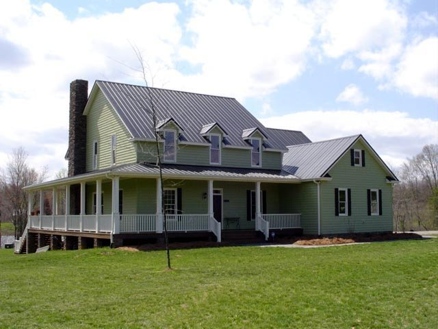 Country, Farmhouse, Southern House Plan 86162 with 4 Beds, 4 Baths, 2 Car Garage Picture 5