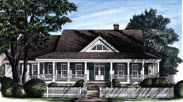 House Plan 86194