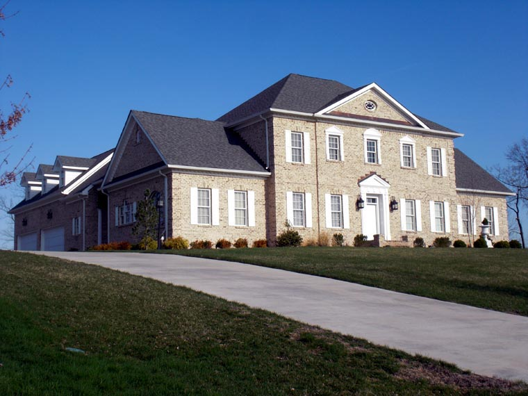 Colonial, Plantation, Traditional House Plan 86203 with 4 Beds, 6 Baths, 2 Car Garage Picture 1