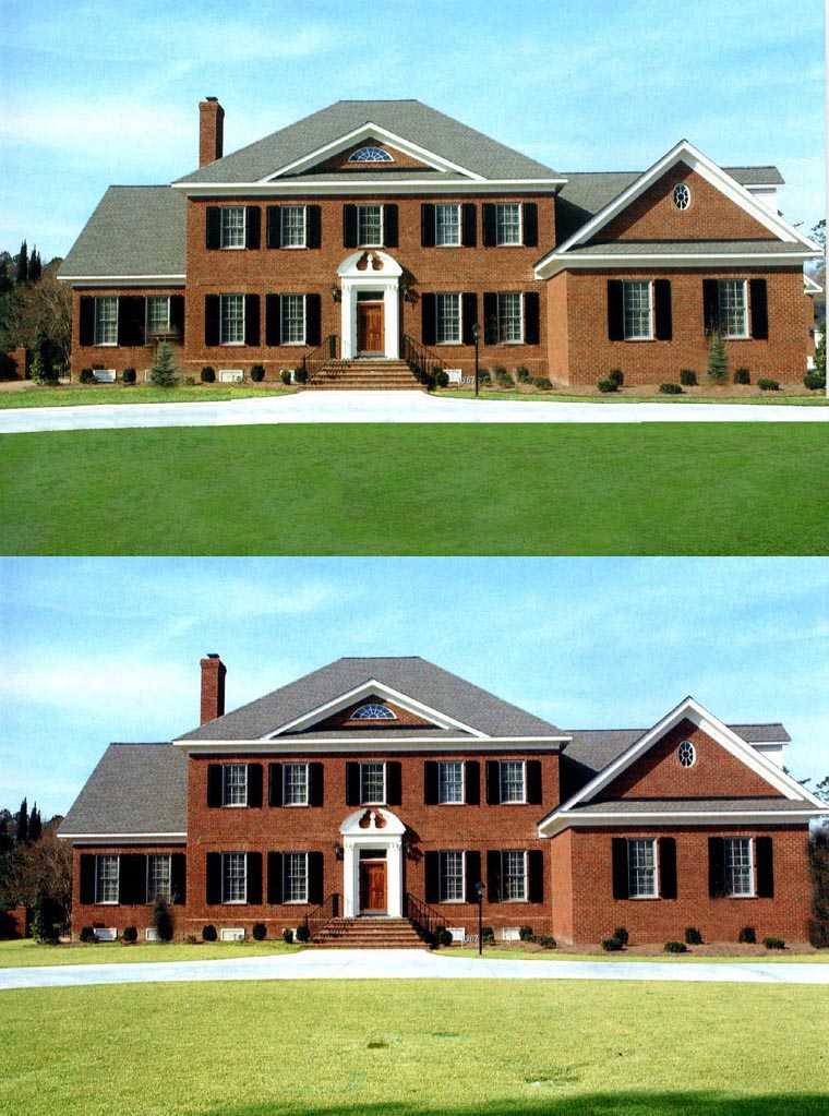 Colonial, Plantation House Plan 86207 with 4 Beds, 5 Baths, 3 Car Garage Picture 11
