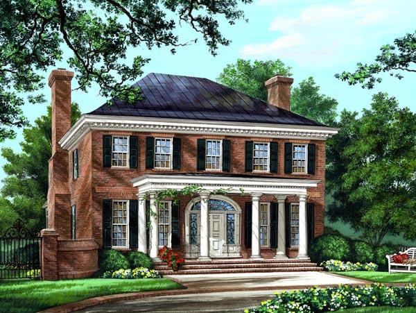 House Plan 86225