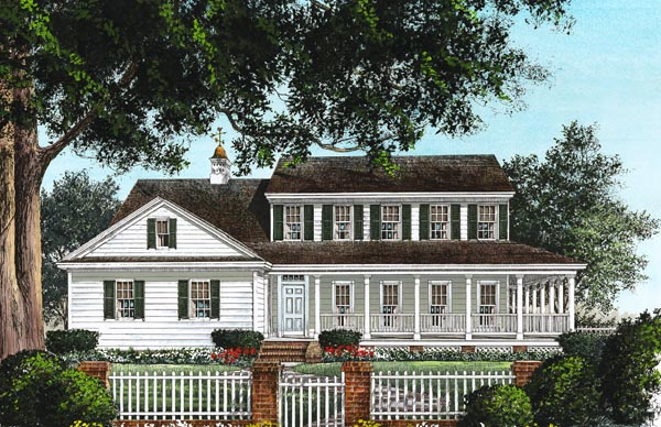 House Plan 86230